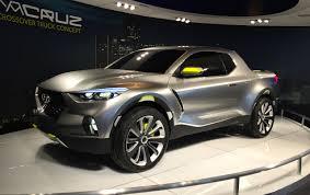 hyundai crossover 2016 2015 naias hyundai santa cruz crossover concept debuts in detroit