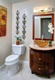 Ideas For Bathroom Wall Decor Beautiful Decorating Ideas For Powder Room Gallery Liltigertoo