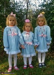 triplets costume