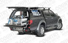 specialist pick up 4x4 vehicle conversions ideal for farriers