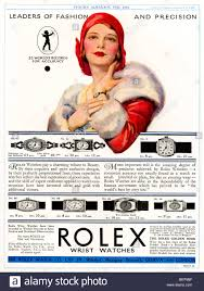 rolex magazine ads rolex wrist watches 1930 english magazine advert for the swiss