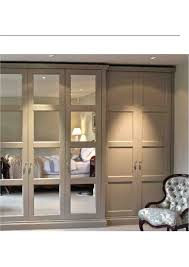 Bedroom Wardrobe Doors Designs Maybe Put In New Mirrored Bic In Master B Rm With Door On End