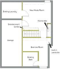 basement floor plan ideas basement layout financeissues info