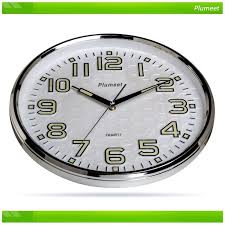 silent wall clocks 18 best wall clock images on pinterest battery operated home
