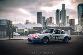 porsche outlaw magnus walker wheels x fifteen52 u003d outlaw fever