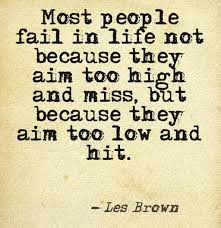 Perfect Love Quote by Perfect Les Brown Quotes 98 On Successful Quotes With Les Brown