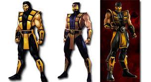 Scorpion Costume Scorpion U2013 Mortal Kombat Alternateoutfits