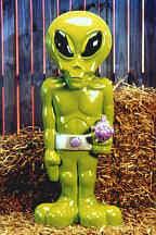 Halloween Alien Decorations by Halloween Alien Decorations The Halloween