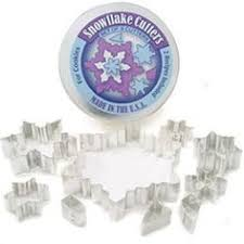 german made cookie cutters cookie cutter giant star snowflake