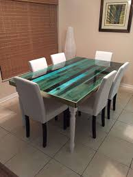 epoxy table top resin latest table top ideas with best 25 resin table top ideas only on