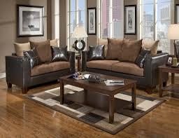 creative design chocolate brown living room sets fabric elegant