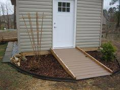 how to build a shed ramp one project closer storage space
