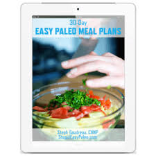 easy paleo meal plans package u2013 stupid easy paleo