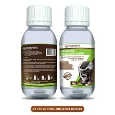 espresso coffee brands descaling solution for all brands of coffee and espresso machines