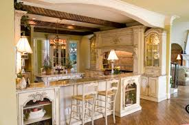Cream Color Kitchen Cabinets Kitchen Heavenly Kitchen Decoration Using White Wood Tall Kitchen