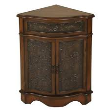 pier one corner cabinet accent cabinets chests wooden storage for the home on sale