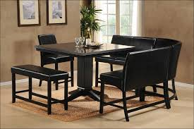 Tall Table And Chairs For Kitchen by Kitchen White Dining Room Sets Small Round Dining Table Tall