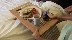 breakfast in bed table diy breakfast in bed tray youtube