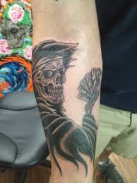 fantasy dead man tattoo photos pictures and sketches tattoo