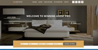 the most beautiful wordpress themes for real estate websites 2014