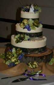 monogrammed cloth on wedding cake or other dessert table wedding