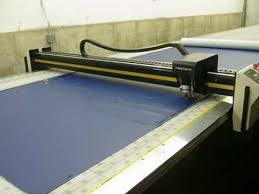 single ply computerized cutting table youtube