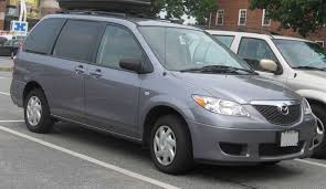 mazda mpv 2 3 2002 auto images and specification