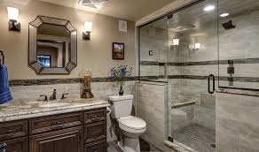 Basement Bathroom Shower Chapparal Basement Bathroom Shower Finished Basement Company
