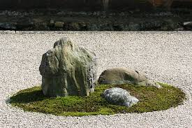 Image Of Rock Garden Japanese Rock Garden 枯山水 Karesansui