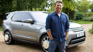 new land rover discovery video jamie oliver u0027s new land rover discovery is a kitchen on