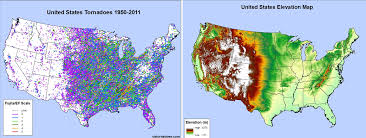 appalachian mountains on map tornadoes don t happen in mountains or do they debunking the