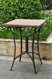 Chicago Wicker Patio Furniture - patio tables