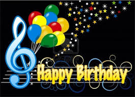 Happy Birthday Wishes Animation For Happy Birthday To My Music Friends I Support Live Music