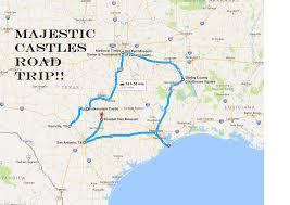 Kilgore Texas Map Road Trip To 9 Of Texas U0027 Best Most Majestic Castles