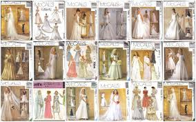 wedding dress pattern oop bridal wedding gown bridesmaid dress misses size mccalls
