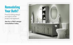how to design a bathroom remodel bathroom renovation design services from lowe s