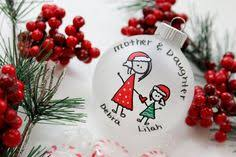 Mother Daughter Christmas Ornaments Baby Pink Baby Buggy Christmas Ornament Personalized Free