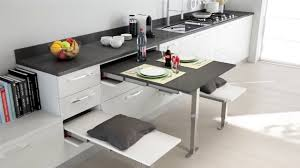 TABLE Pull Out Table With Leg Support BPF YouTube - Kitchen pull out table