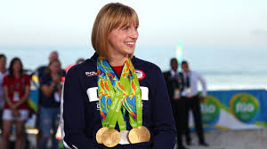 Today Show by Katie Ledecky On Today Show Michael Phelps Has Had U0027huge Impact