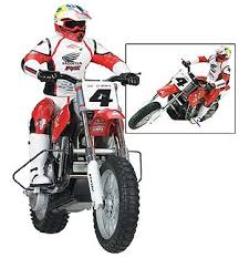 remote control motocross bike ricky s radio control cr250 a smash hit dec 17 motocross action