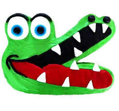 crocodile cake kit birthday cake diy kit reptile