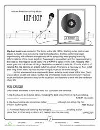 music history worksheet free worksheets library download and