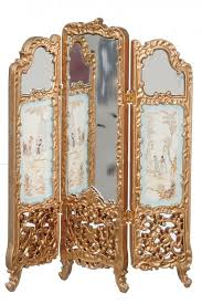Gold Room Divider by Mirrored Room Divider Screen Gold Jbm6031g 99 99 Miniature