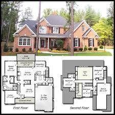 293 best big beautiful home sweet home images on - Brick Home Floor Plans