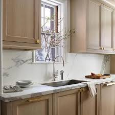 gray brown stained kitchen cabinets kitchen window between cabinets design ideas
