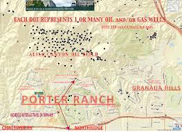 Gas Map Oil U0026 Gas Drilling Map Shut Aliso Canyon Down