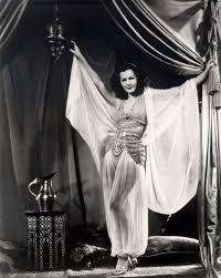 robe de mariã e vintage arabian nights montez the forbidden wish