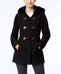 laundry by design hooded jacket laundry by design hooded toggle coat products pinterest products