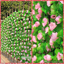 flowers in bulk bulk artificial flowers vine wisteria rattan for s
