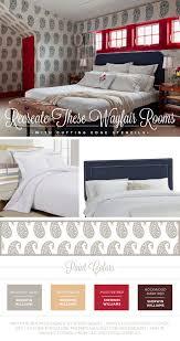 wall ls in bedroom recreate these wayfair room ideas using stencils stencil stories